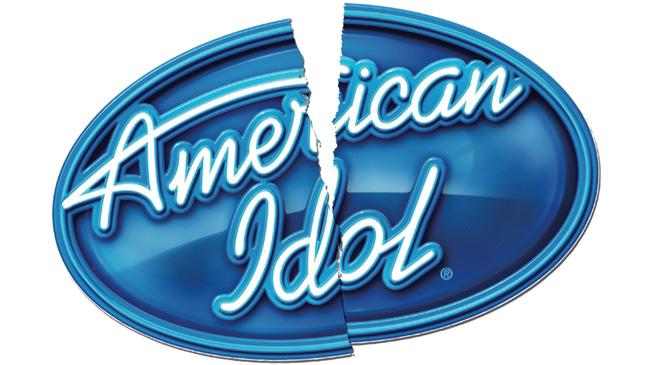 23 BIZ American Idol Broken Logo