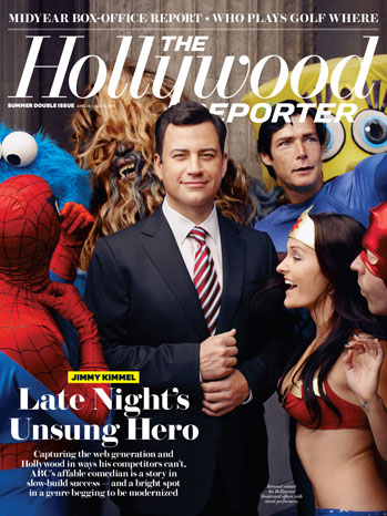 Issue 24 Cover Jimmy Kimmel