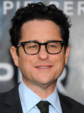 J.J. Abrams Super 8 Headshot 2011