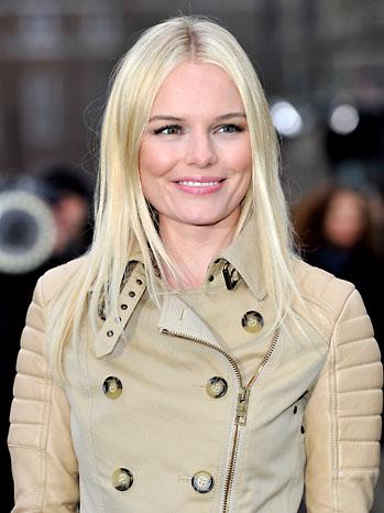 Kate Bosworth Burberry Headshot 2011
