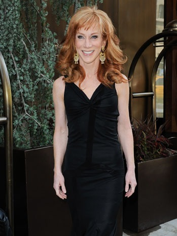 Kathy Griffin - Celebrity Sightings In New York City - June 7, 2011