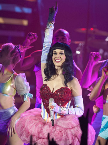 Katy Perry 'California Dreams' Tour 2011