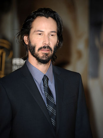 Keanu Reeves Marrakech Film Festival 2011