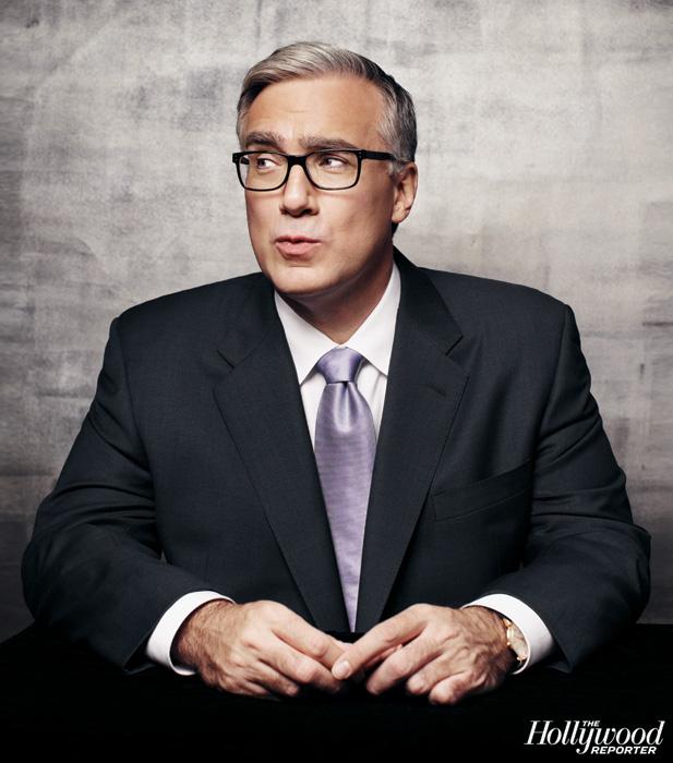 22 FEA Keith Olbermann Portrait