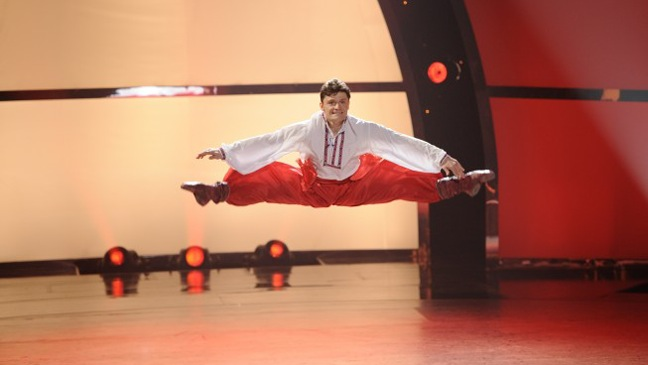 So You Think You Can Dance - Gennadi Saveliev - 2011