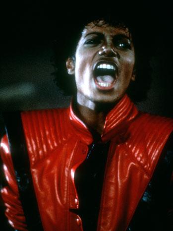 Michael Jackson Thriller Jacket 2011