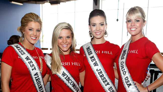 Miss USA 2011 - Contestants