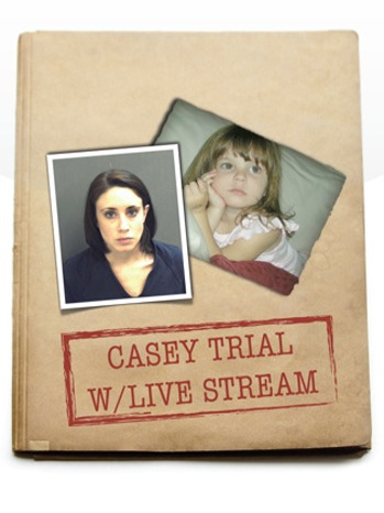 Casey Anthony Trial - iTunes App - 2011