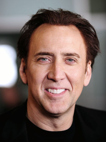 Nicolas Cage Headshot 2011