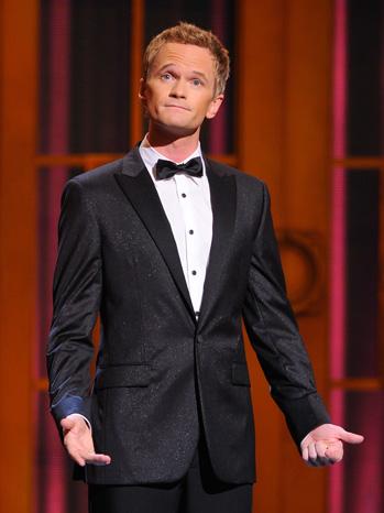 Neil Patrick Harris Hosts Tony Awards 2011