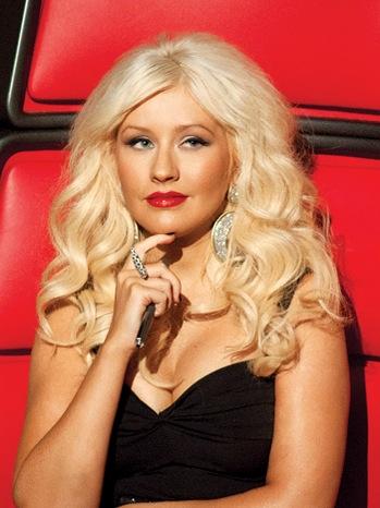 ALL-STAR PANEL: Christina Aguilera