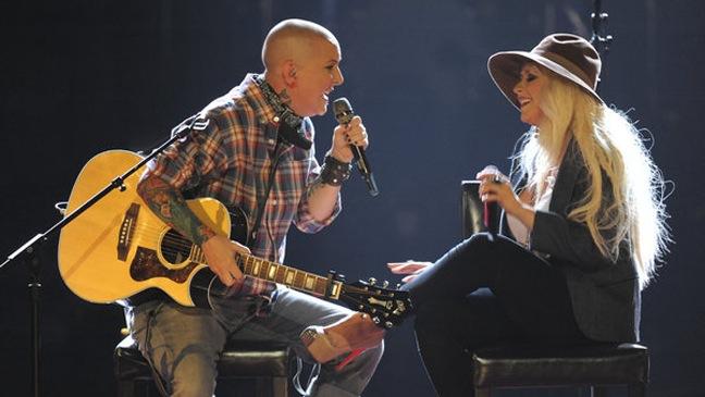 The Voice - Beverly McClellan, Christina Aguilera - Performance - 6/28/11