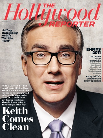 Issue 22 Cover Keith Olbermann