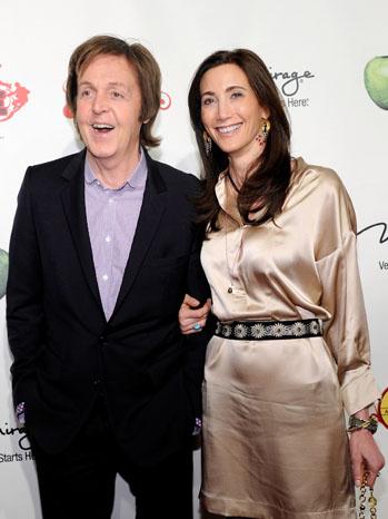 Paul McCartney Love 2011