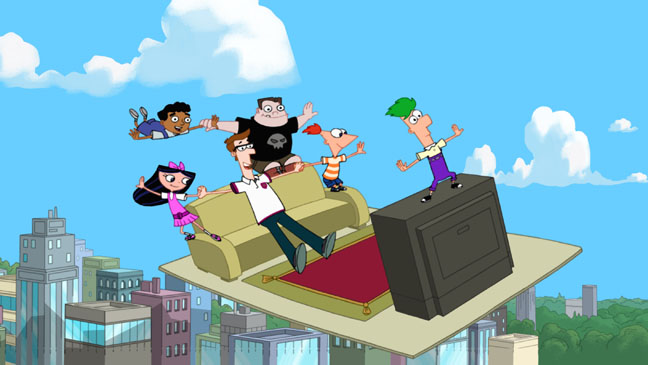 Phineas and Ferb Still 2011