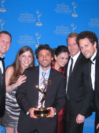 Daytime Emmy Awards - Made - Group Photo at Emmy's - Pressroom - 2011