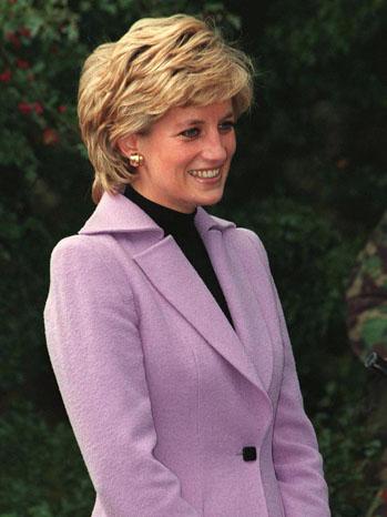 Princess Diana Purple 2011