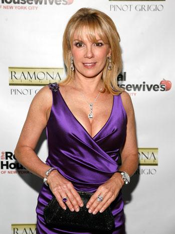 Ramona Singer Real Housewives 2011