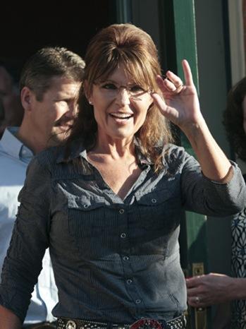 Sarah Palin-The Undefeated Iowa-2011