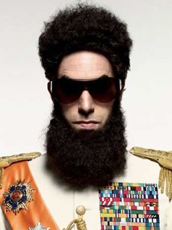 The Dictator Sacha Baron Cohen 2011