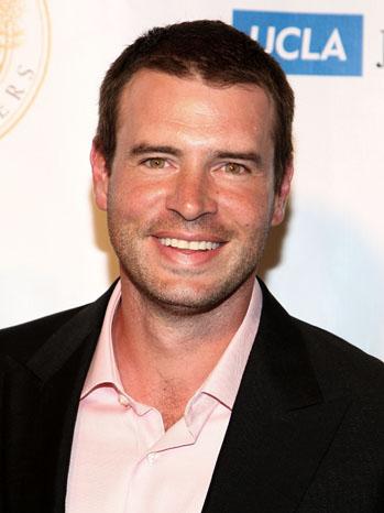 Scott Foley Portrait Headshot 2011