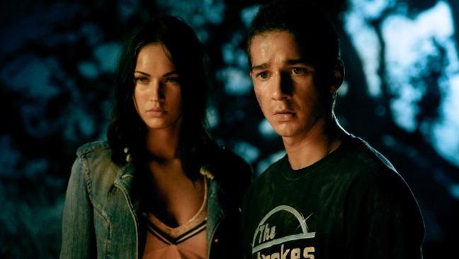 Shia LaBeouf, Megan Fox - Transformers - 2007