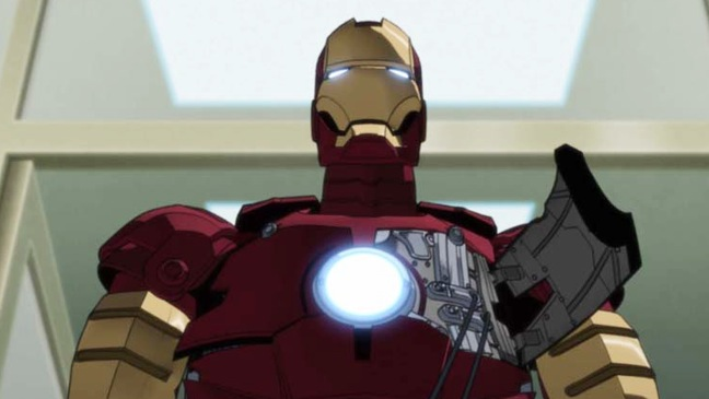 Iron Man - G4/Marvel - 2011