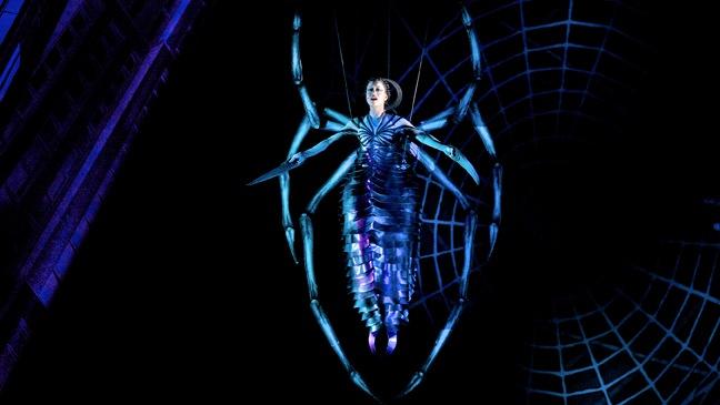 Spiderman - Turn Off the Dark - Spider woman - 2011