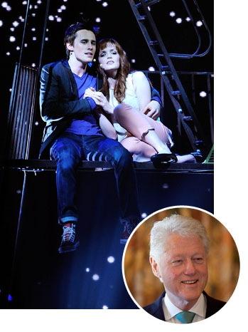 Spiderman, Bill Clinton - SPLIT