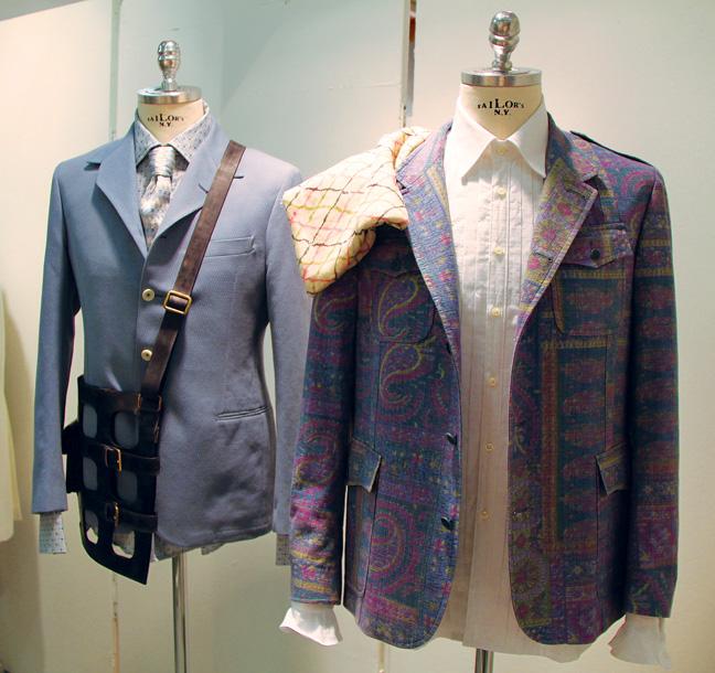 24 STY Malkovich Clothing Line IPAD