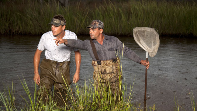 Swamp People Still 2011