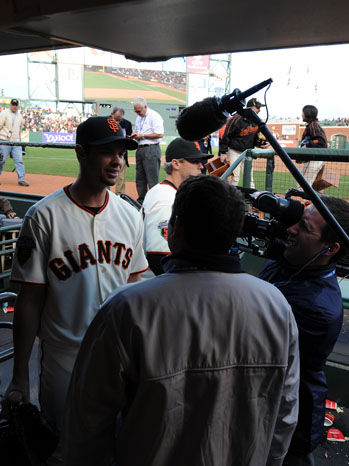 The Franchise Giants Interview 2011