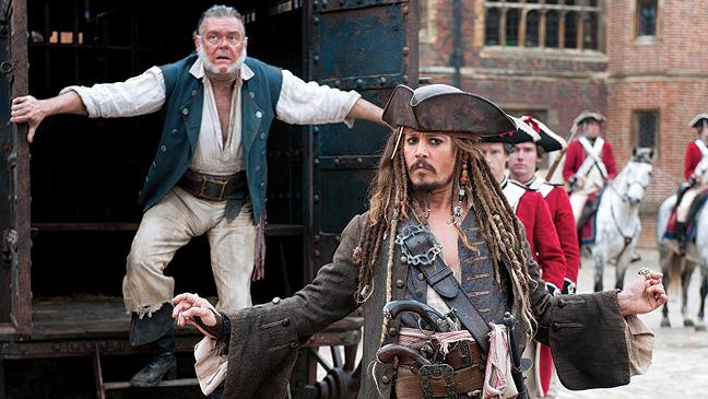 """Pirates of the Caribbean: On Stranger Tides"""