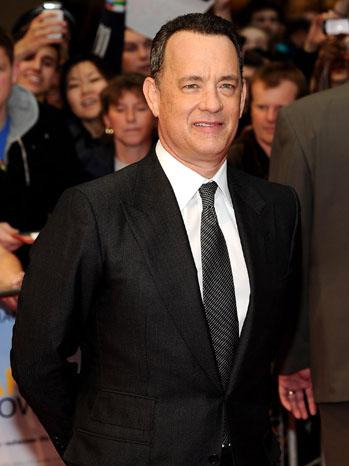 Tom Hanks UK Larry Crowne Premiere 2011