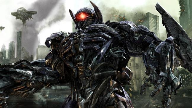 Transformers - Movie Still: Shockwave - 2011