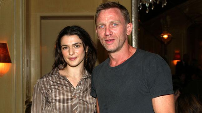 Rachel Weisz Daniel Craig - 2004