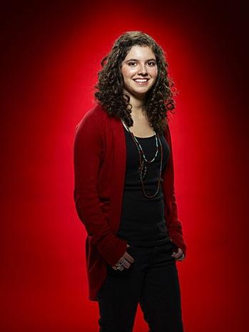 Xenia - PR Portrait for the Voice - 2011