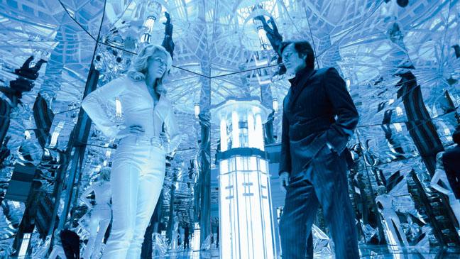 X-Men: First Class Frost Room 2011
