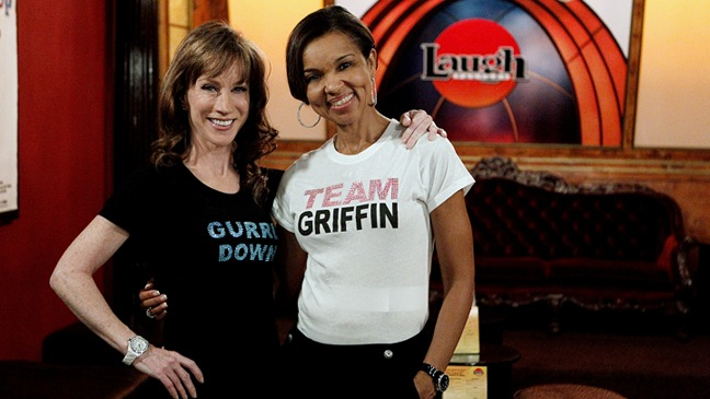 Kathy Griffin - Trading Places CBS - 2011