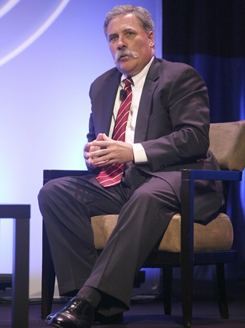 Chase Carey - attends HRTS - 2010
