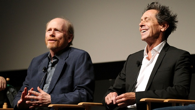 "Ron Howard, Brian Grazer - Tribeca Talks After The Movie ""A Beautiful Mind"" Presented By TFI - 2011"
