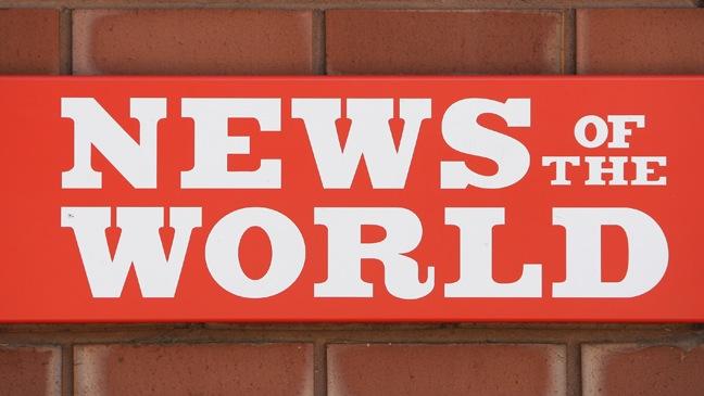News of the World - logo - 2011