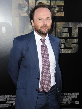 Director Rupert Wyatt
