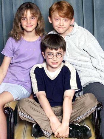 Growing Up Harry Potter Daniel Radcliffe Emma Watson Rupert Grint Hollywood Reporter