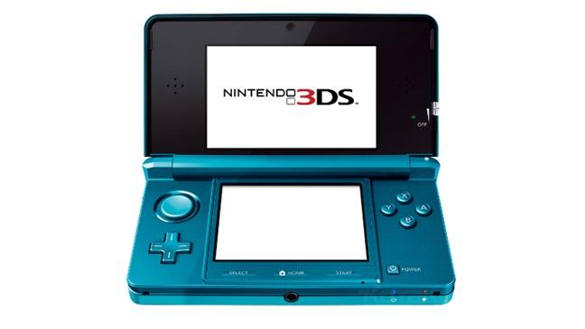 Nintendo 3DS - Generic Image - 2011