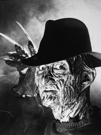 Freddy Krueger - 'A Nightmare On Elm Street' - 1989