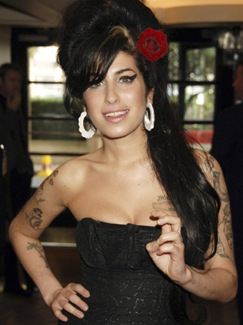 Amy Winehouse - South Bank Show Awards - Arrivals - 2007