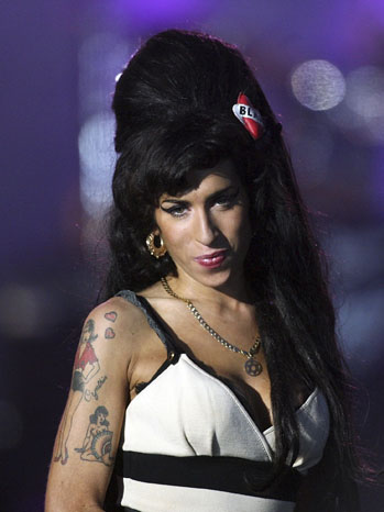 Amy Winehouse - 46664 Concert: In Celebration Of Nelson Mandela's Life - P - 2008