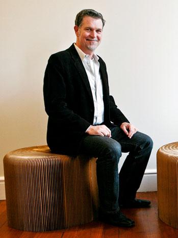 Reed Hastings - Portrait - V - 2009