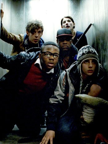 Attack the Block Review - P 2011